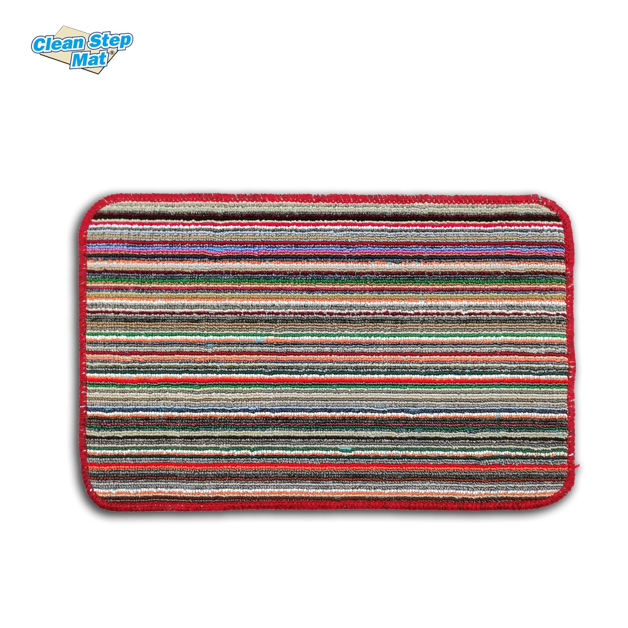 Striped door mat S01