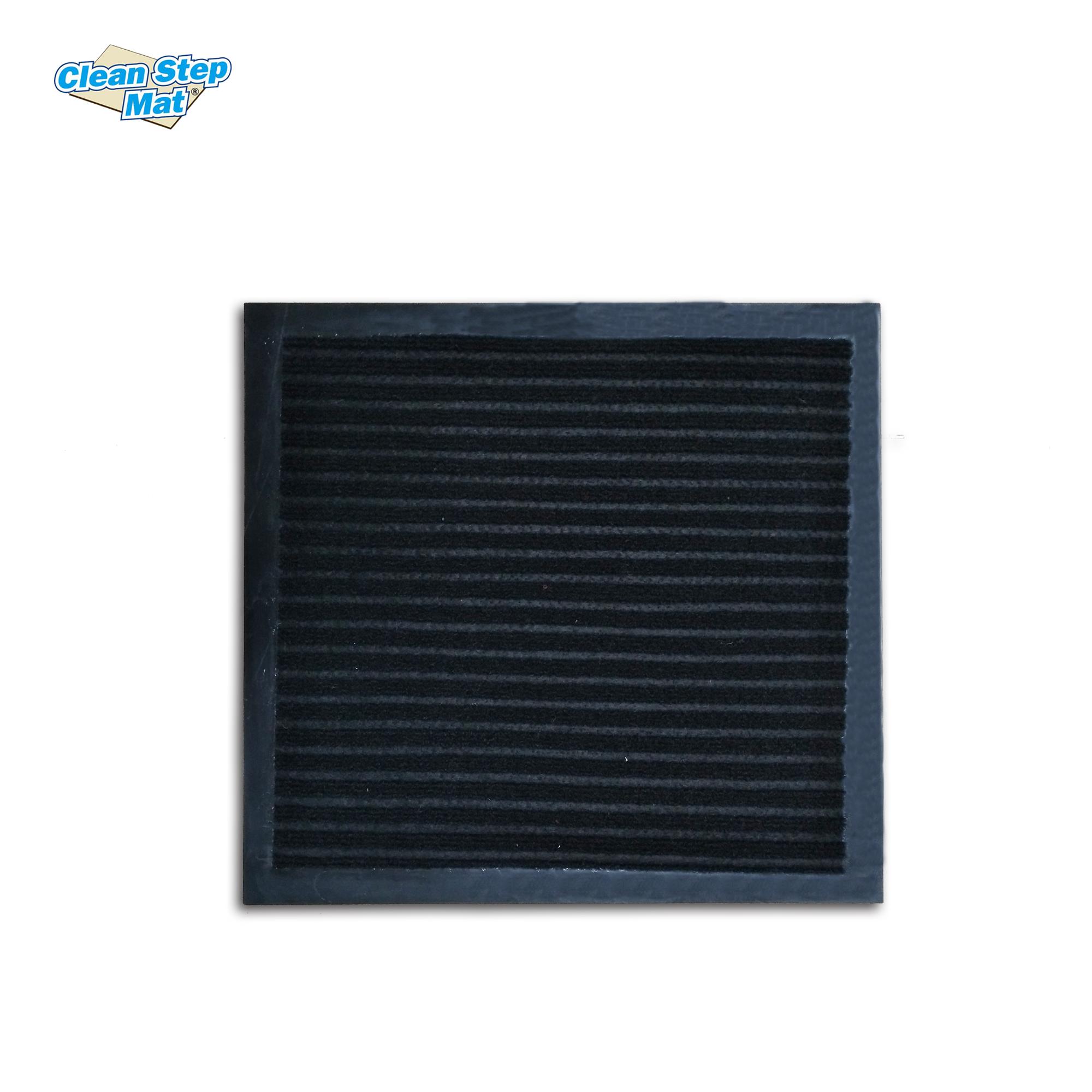 Striped door mat S02