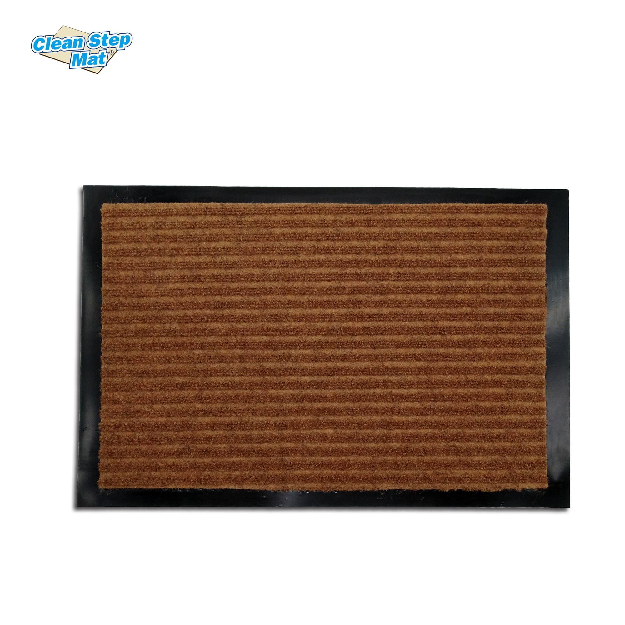 Striped door mat S03