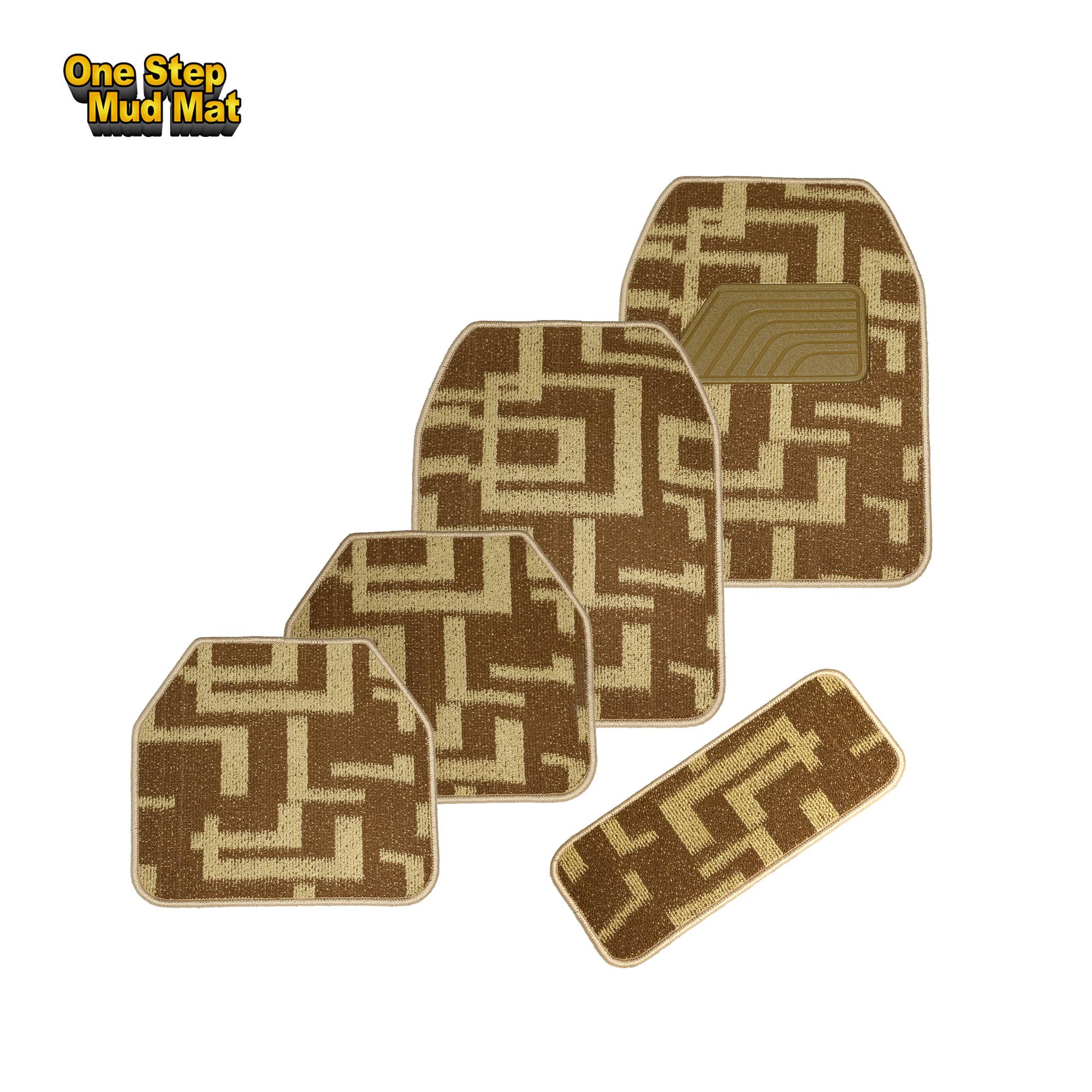 Carpet Car Mat 001