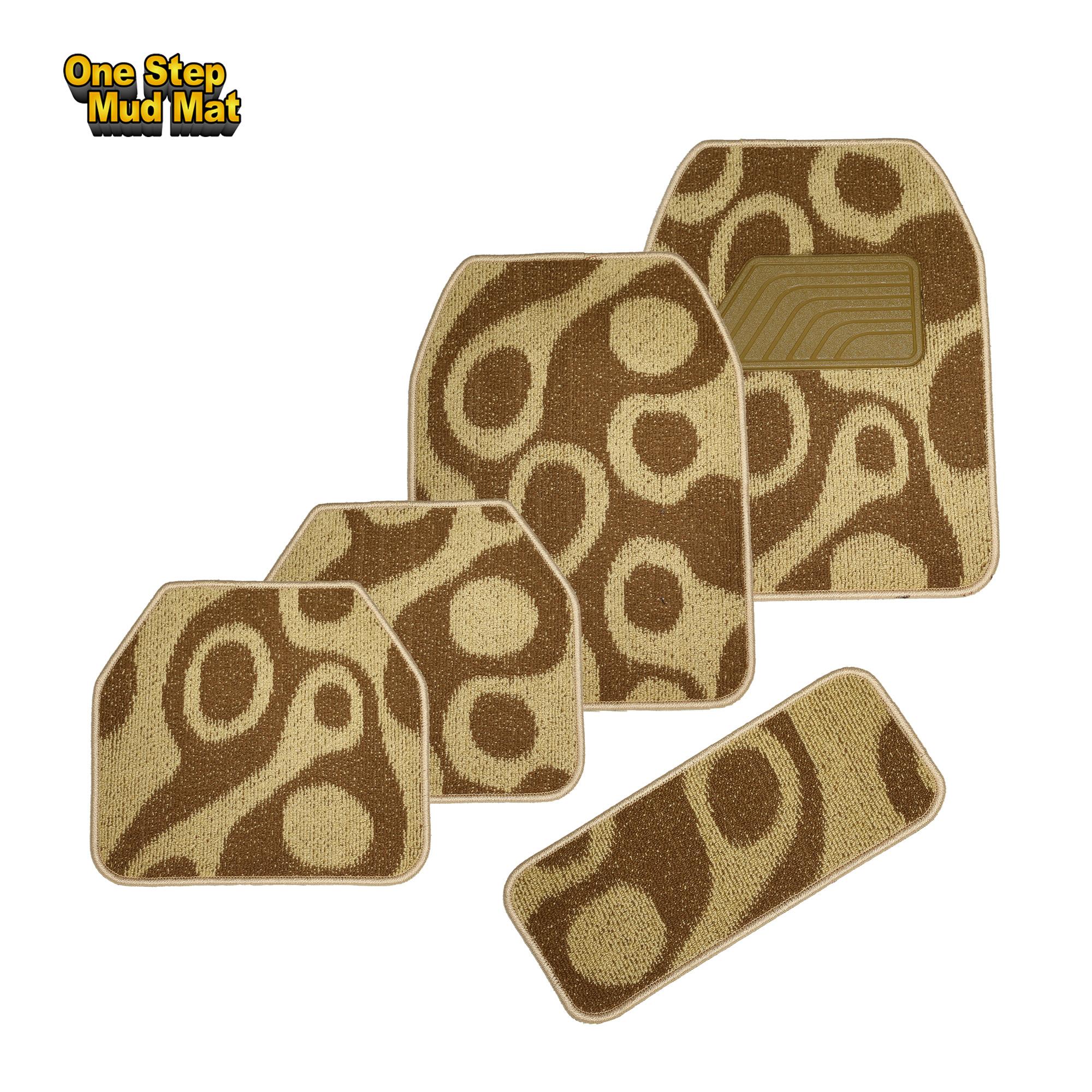 Carpet Car Mat 002