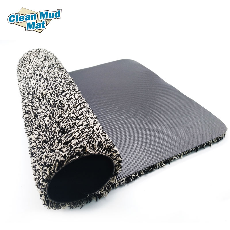 Clean Mud Mat Gray W02