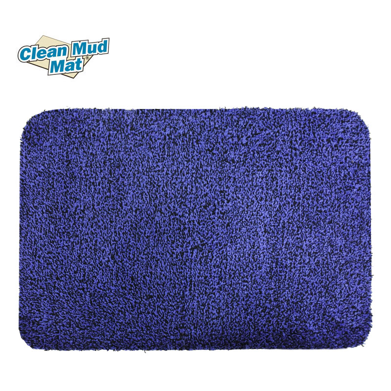 Clean Mud Mat Blue W07