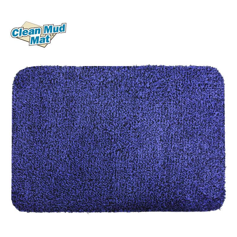 Clean Mud Mat Blue W07